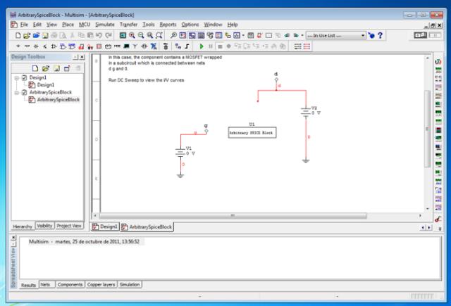 Simulation programs electronboy